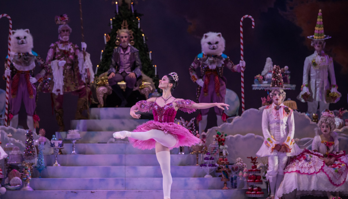 Houston Ballet spins a magical tale with return of holiday classic