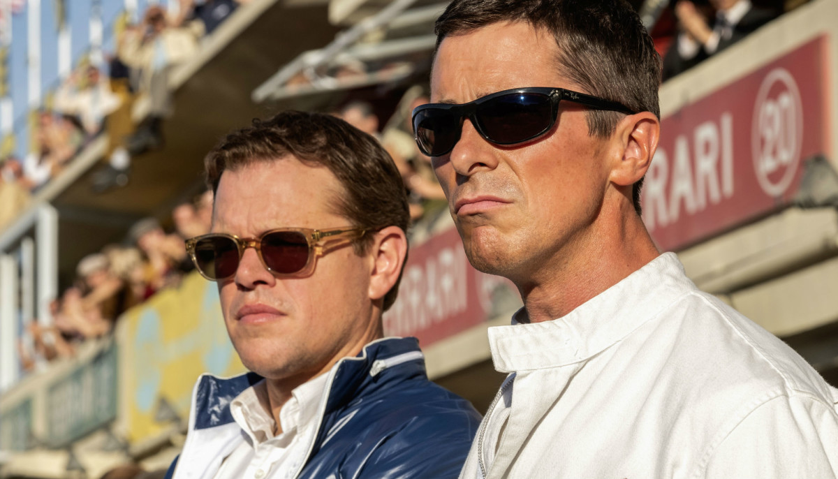 High-octane actors power Ford v Ferrari to racing-movie win