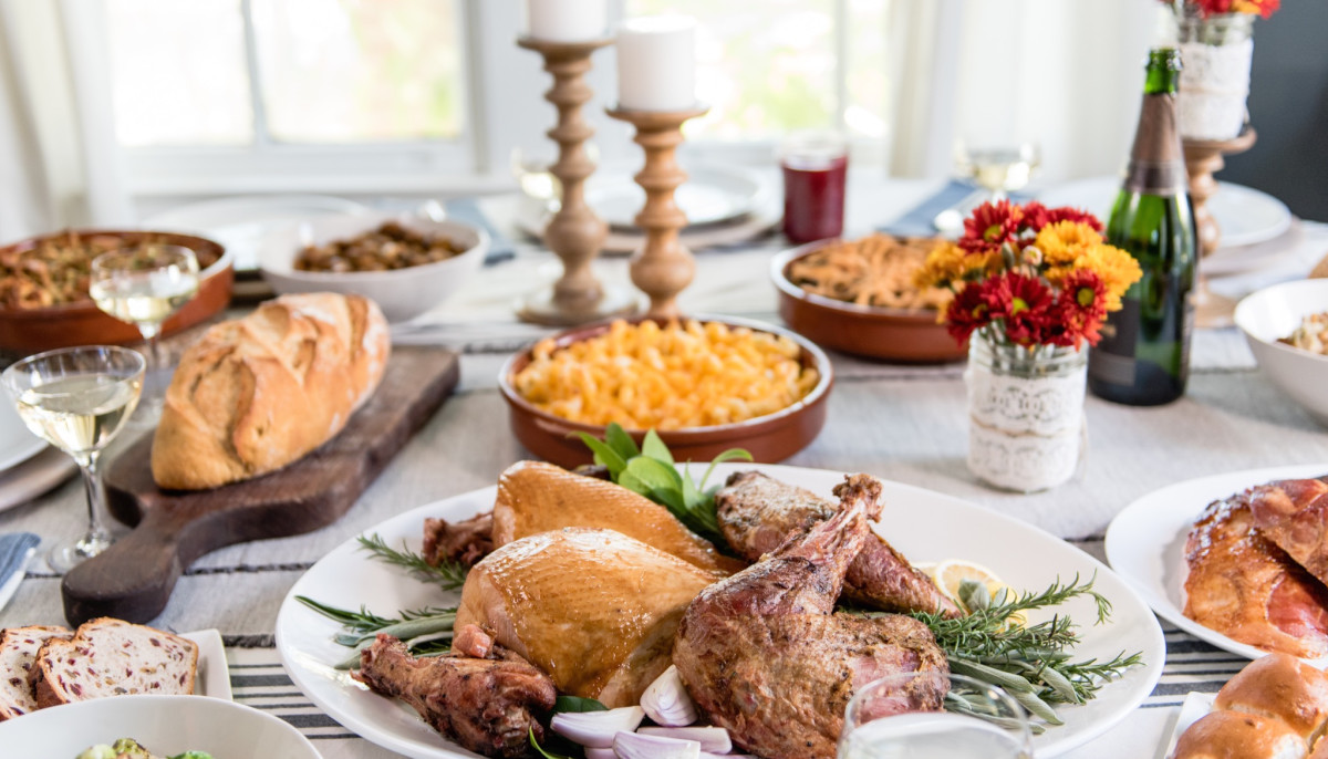 17 top Houston restaurants serving Thanksgiving feasts to-go