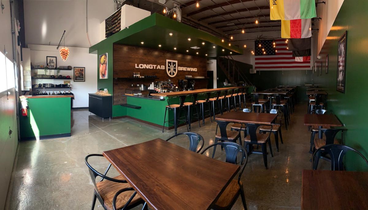 Longtab Brewing San Antonio