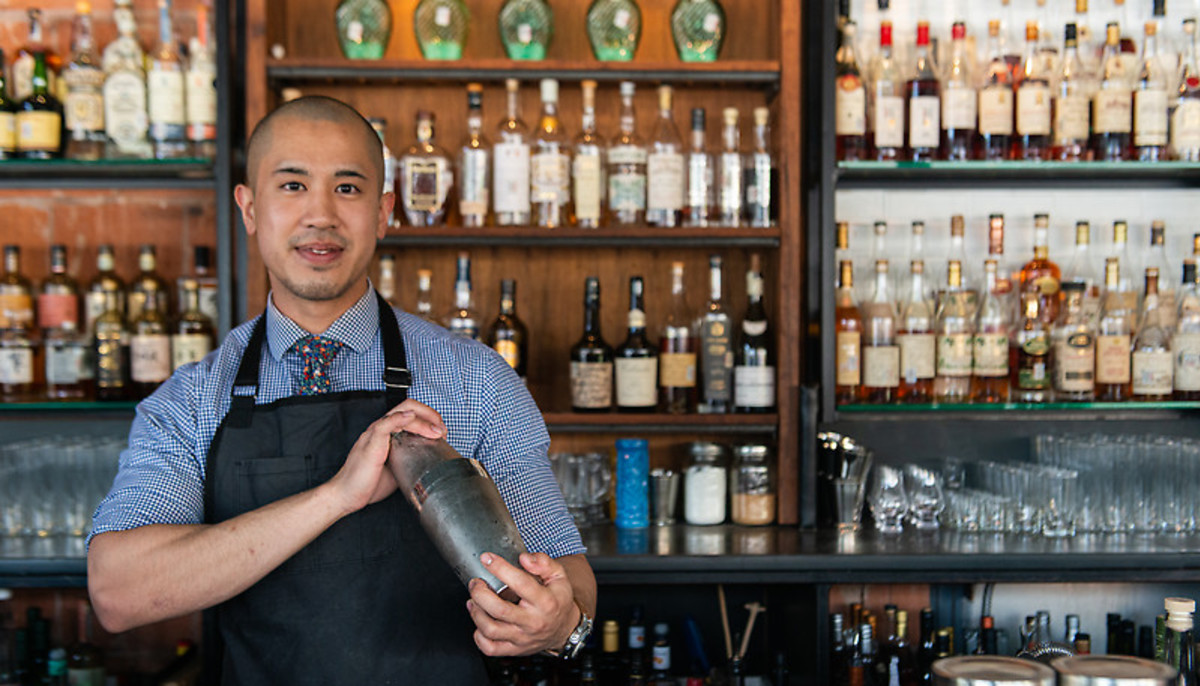 These 11 bartenders are the crafty people pouring Houston's best drinks