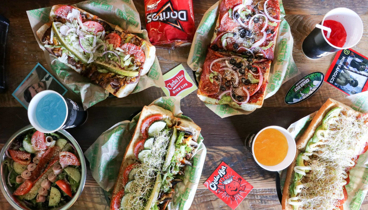 Marijuana-themed sandwich joint sparks up Dallas shop in Deep Ellum