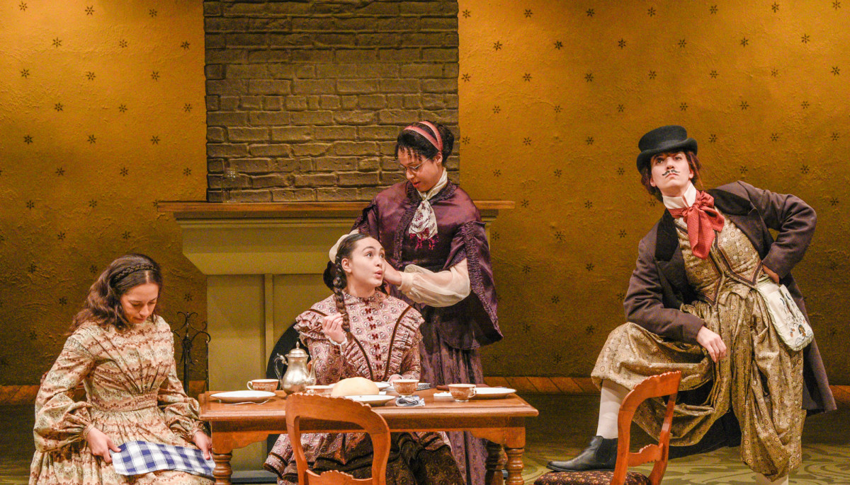 Little Women is a classic, but Dallas Theater Center's version is not