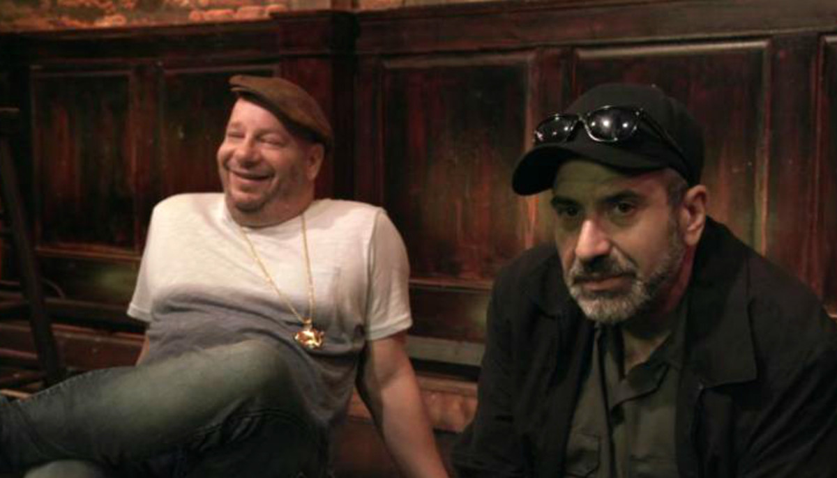 Dave Attell Jeff Ross