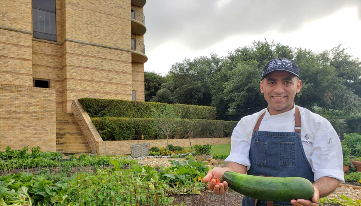 Four Seasons Las Colinas plants a stake in hot farm-to-table trend