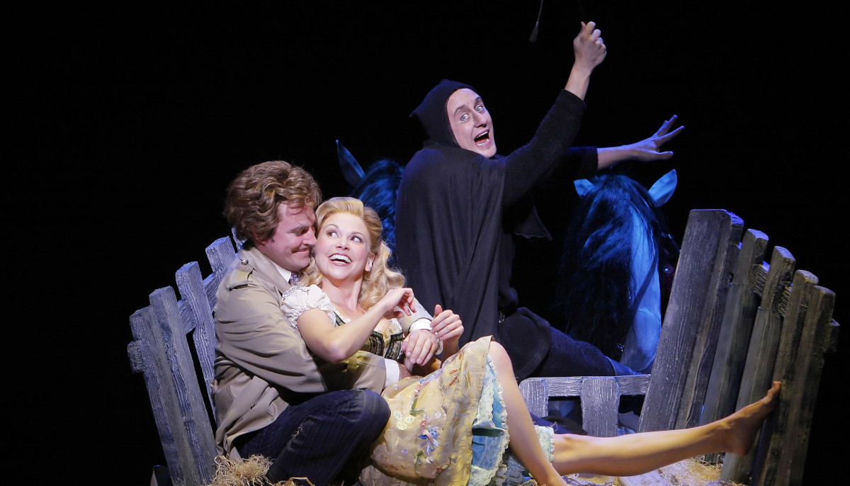 Addison theater raises monsters and musicals in 2020-21 season