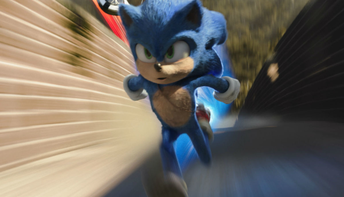 Sonic the Hedgehog speeds to the front of video game adaptations