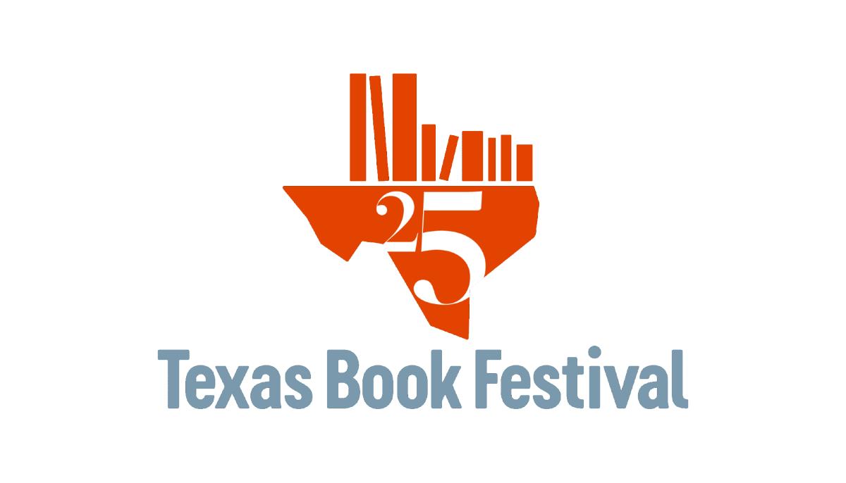 2020 Texas Book Festival logo