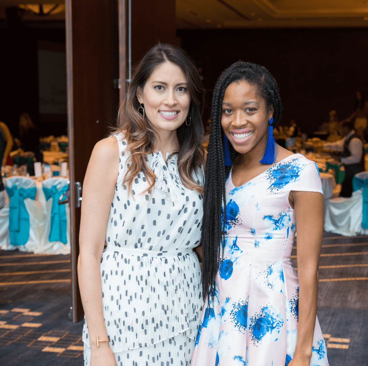 Women's Hospital Labor Day lunch, 8/16, Laureen Lucas, Kristal Howard