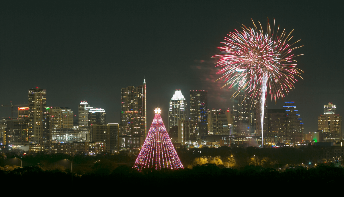 The festive history of Austin's favorite holiday traditions and events