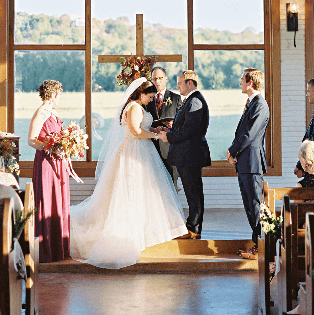 Rebecca and Duffy Harvey, Wedding Feature