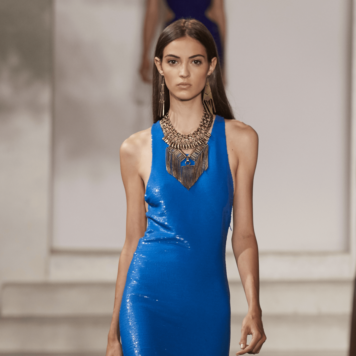 Ralph Lauren gown look 38