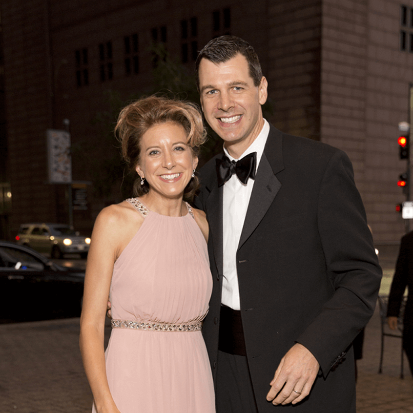 Houston Symphony Opener, 9/16, Christina Hanson, Mark Hanson