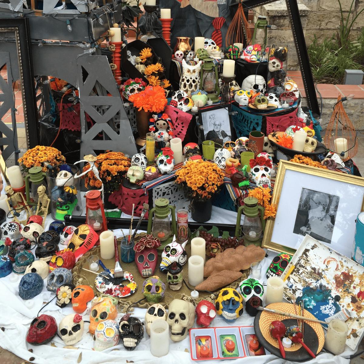 Muertosfest Dia de los Muertos Day of the Dead San Antonio