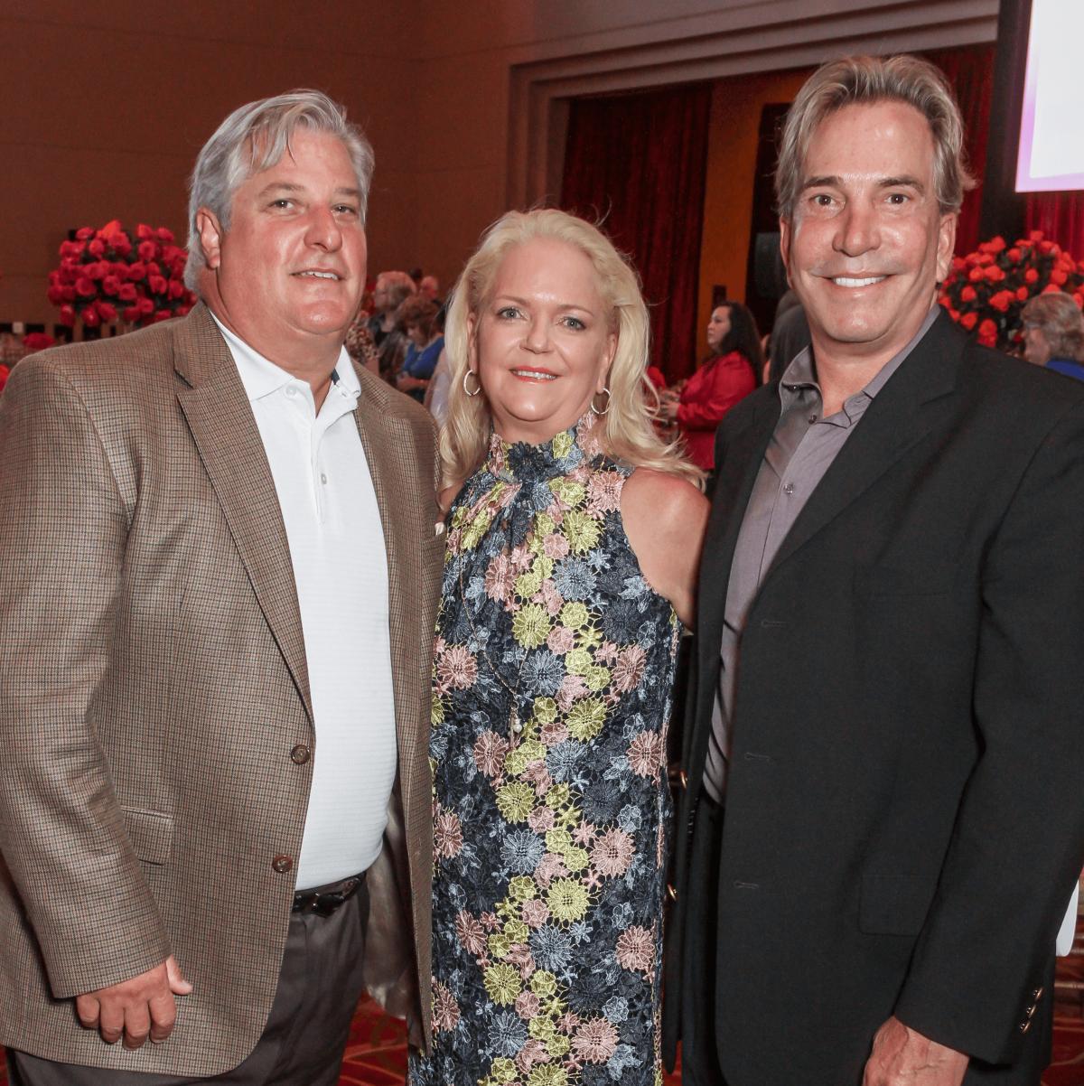 Legacy Luncheon, 9/16, Keith Dodd, Chree Boydstun, John Pettiette
