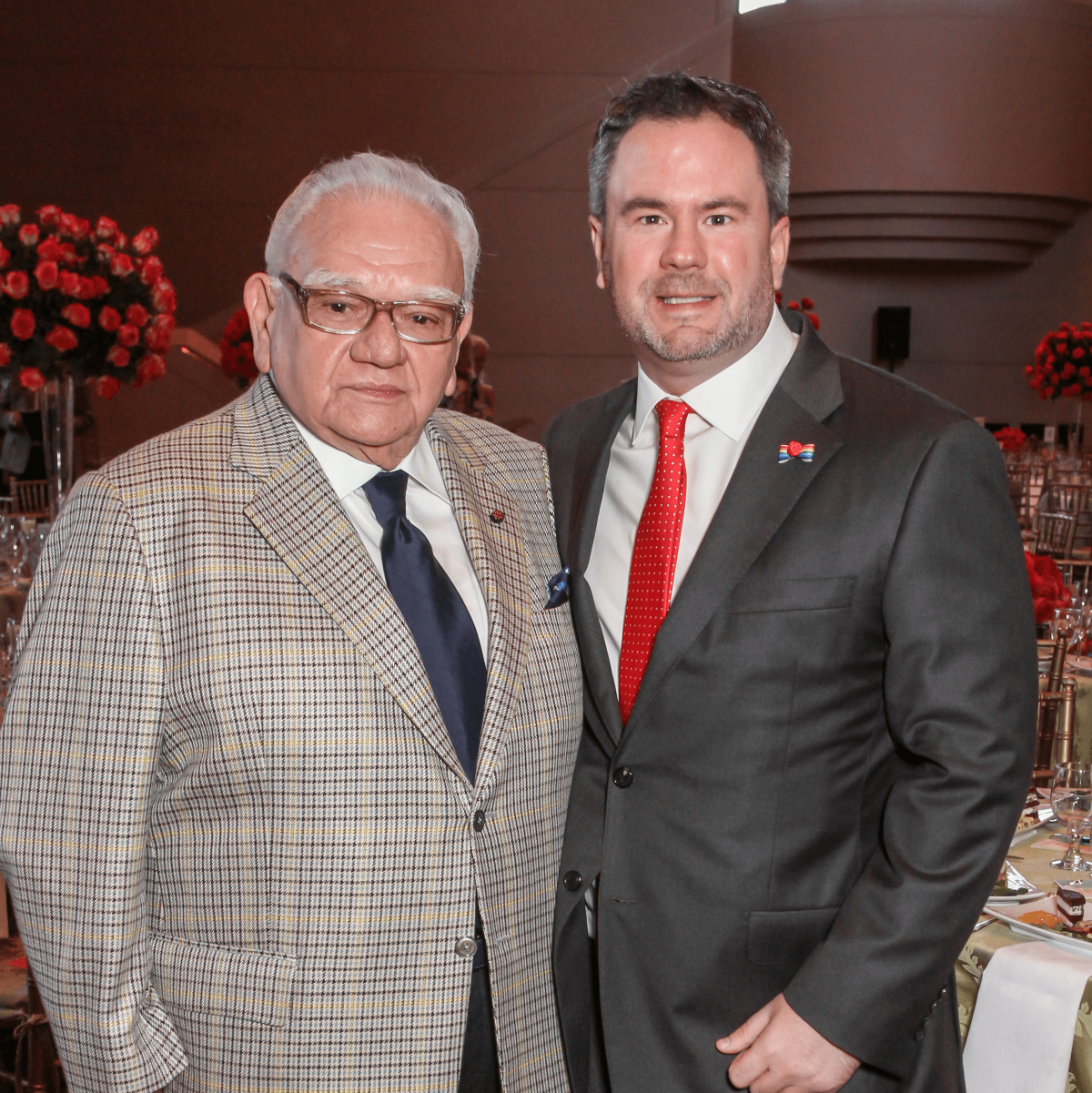 Legacy Luncheon, 9/16, Frank Campisi, Bryan Hlavinka