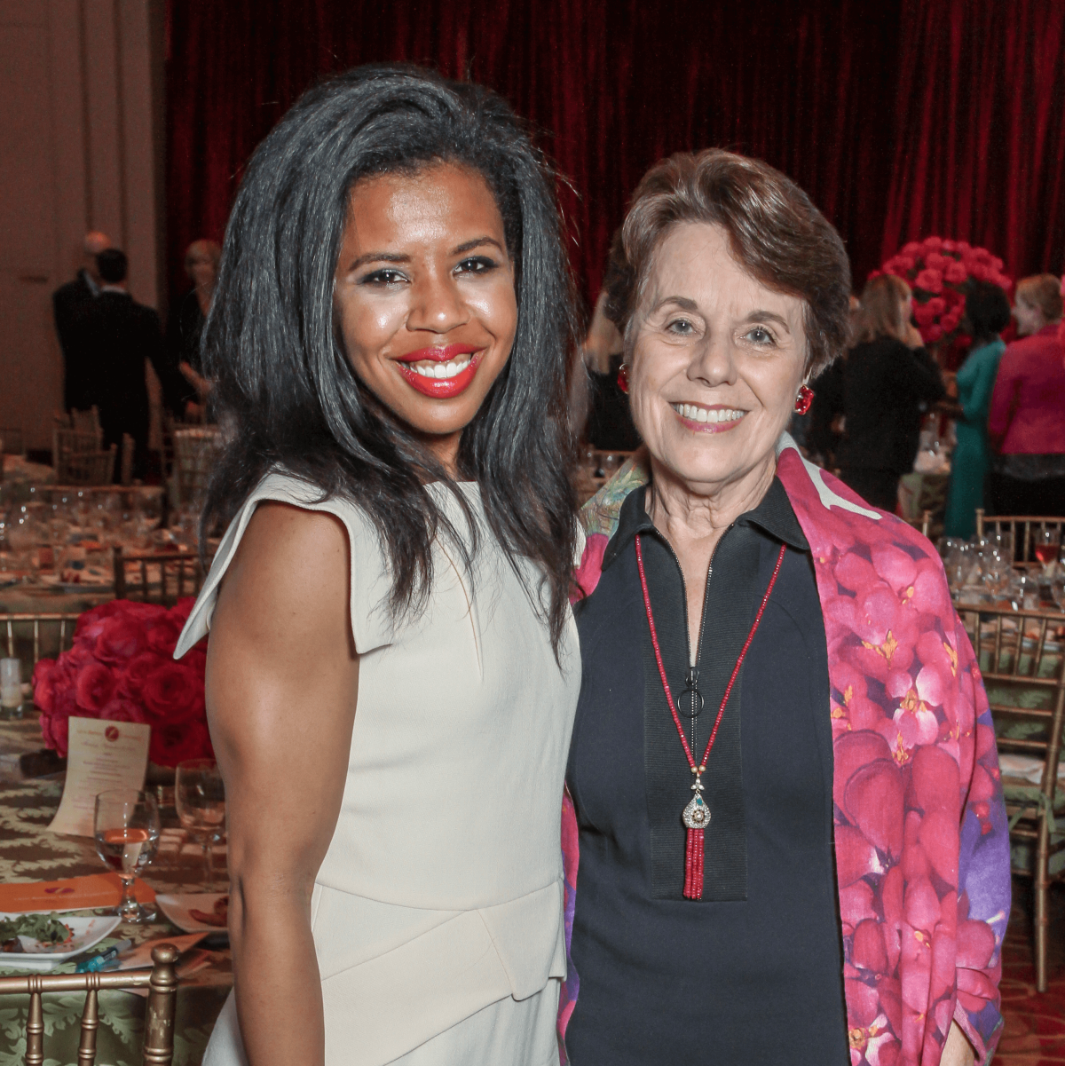 Legacy Luncheon, 9/16, Claire Cormier-Thielke, Ginni Mithoff