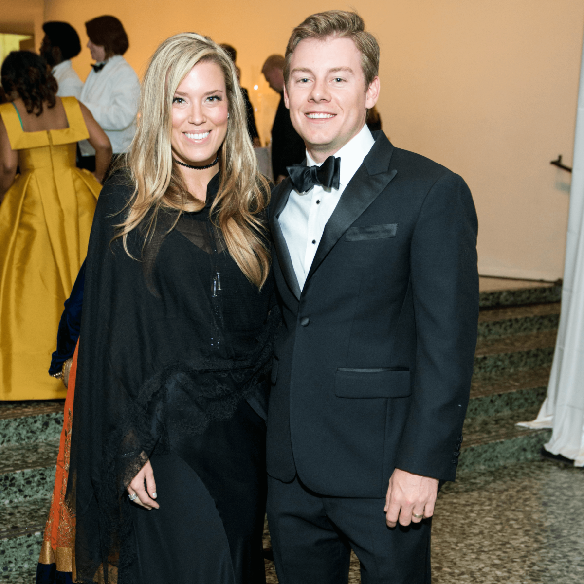 Austin Alvis, Holly Alvis at Museum of Fine Arts Grand Gala