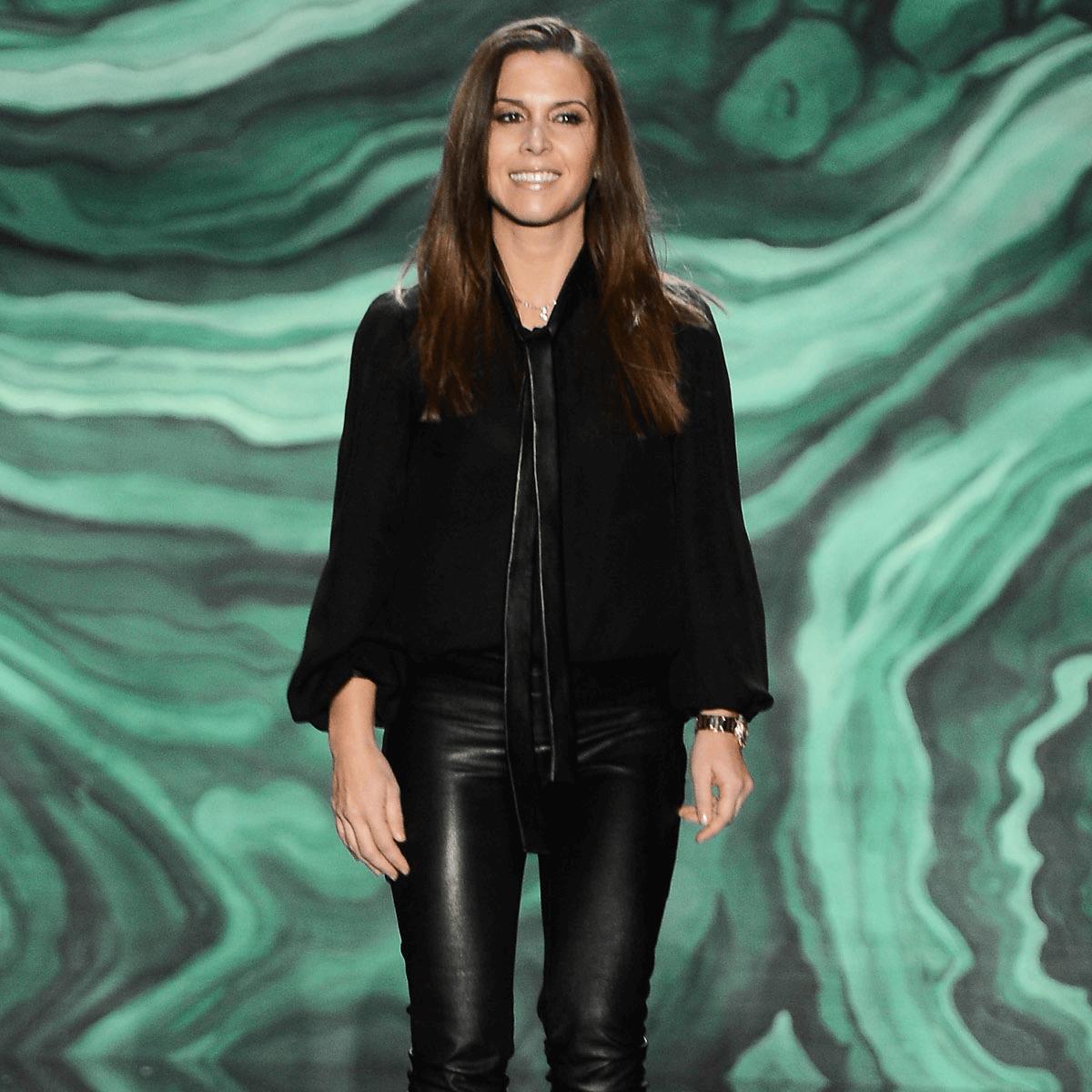 Fashion Week fall 2013, designer Monique Lhuillier