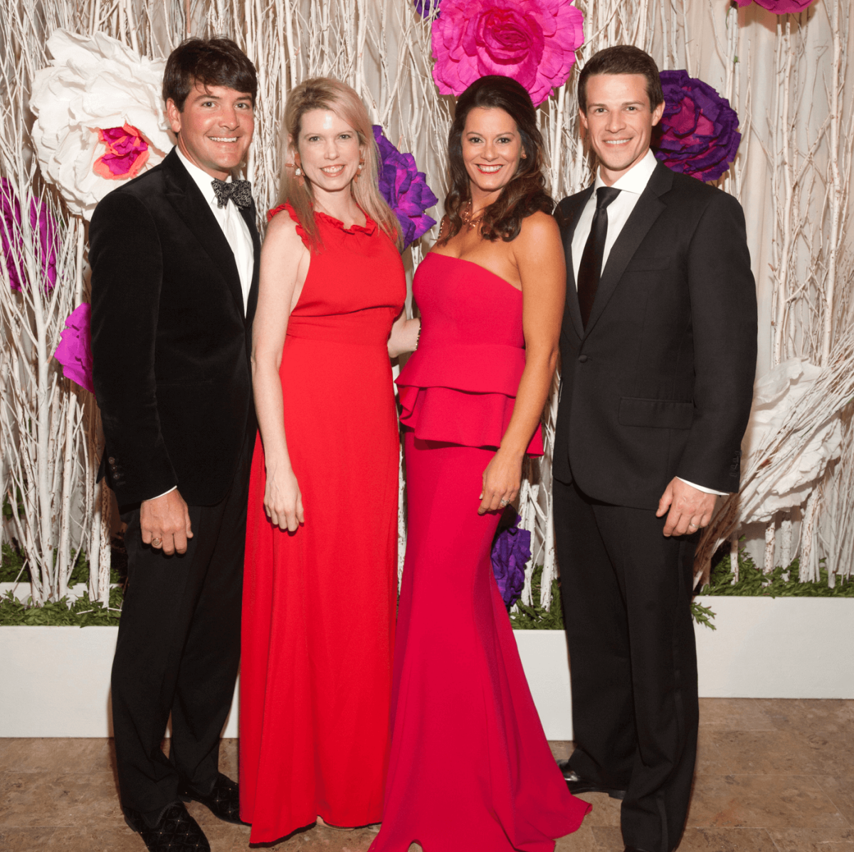 Houston, Childrens Museum of Houston Mad Hatters Ball, Oct. 2016, Bill  Toomey, Courtney Toomey, Katie  Scroggins, Keith Scroggins
