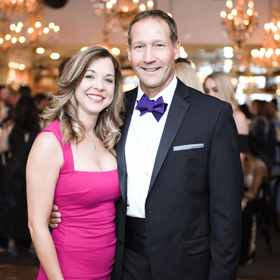 Jungle Book Gala, Julie Finck, Ron Finck