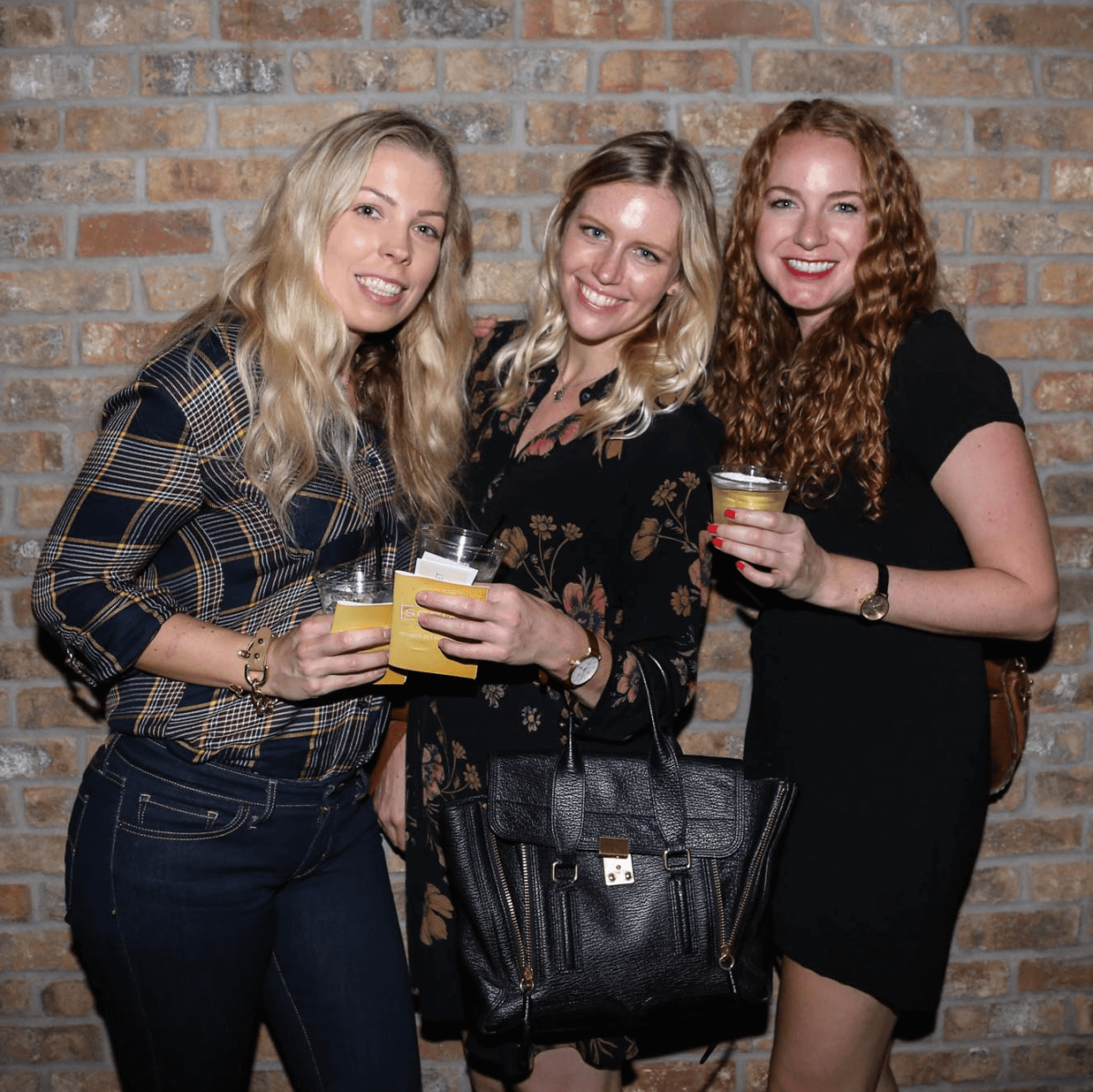 CultureMap Social Top Texans Under 30 Danielle Degiovanni Kristin Butler Jenny Tingle