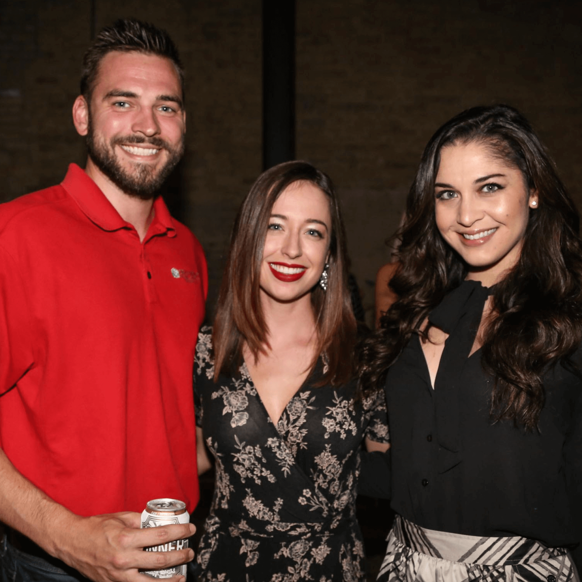 CultureMap Social Top Texans Under 30 Scott Stevens Mary Rochford Andrea Bowery