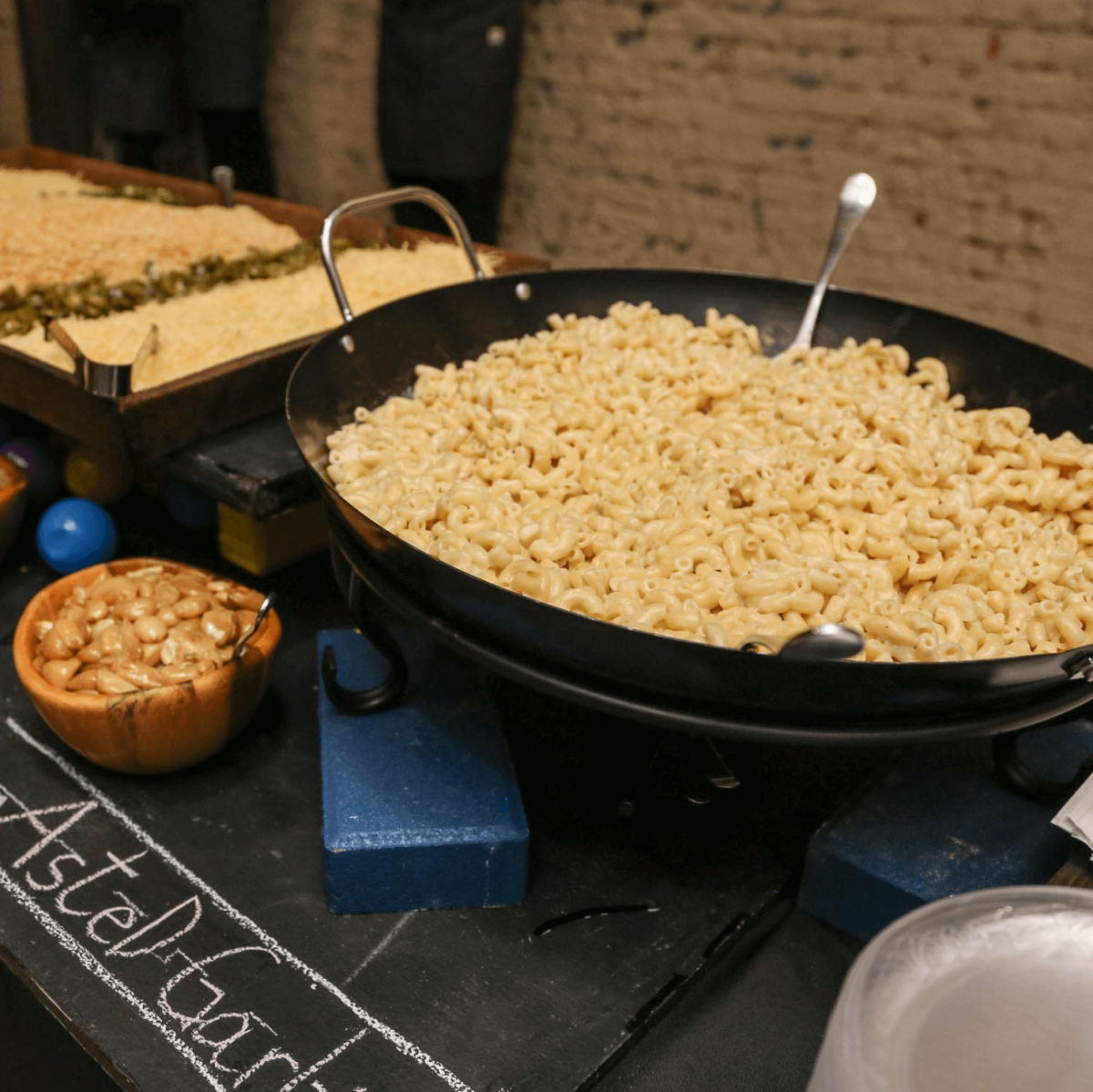 CultureMap Social Top Texans Under 30 Mac 'n' Cheese Bar