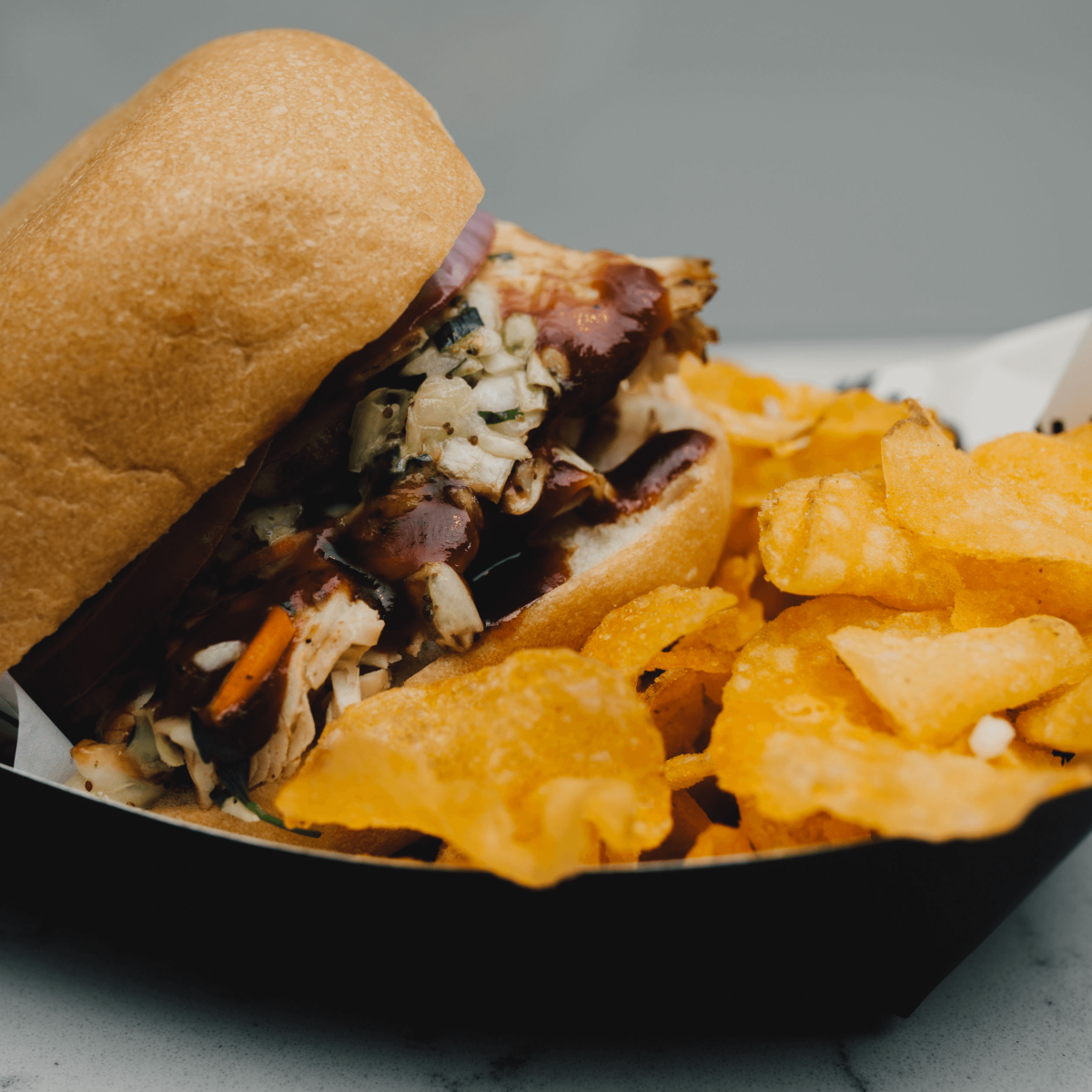 AT&T Center concessions 2016-2017 barbecue turkey sandwich