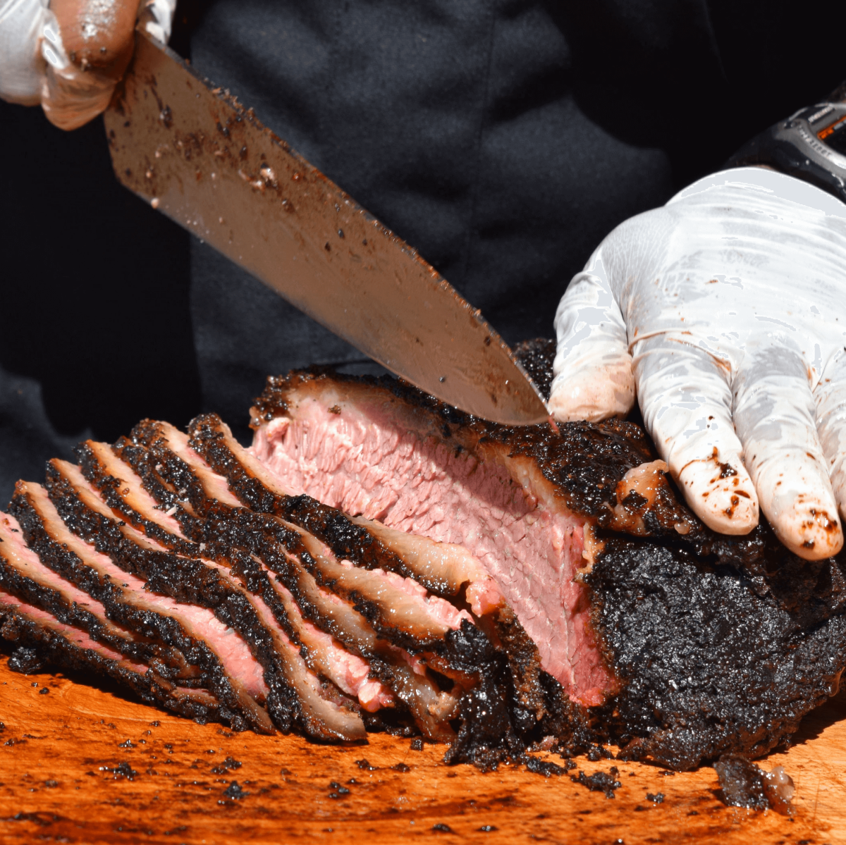Texas Monthly TMBBQ Fest 2016 Gatlin's BBQ Fest Houston barbecue brisket