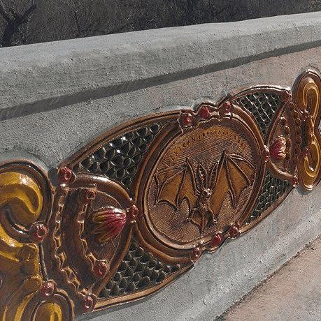 Diana Kersey ceramics bridge