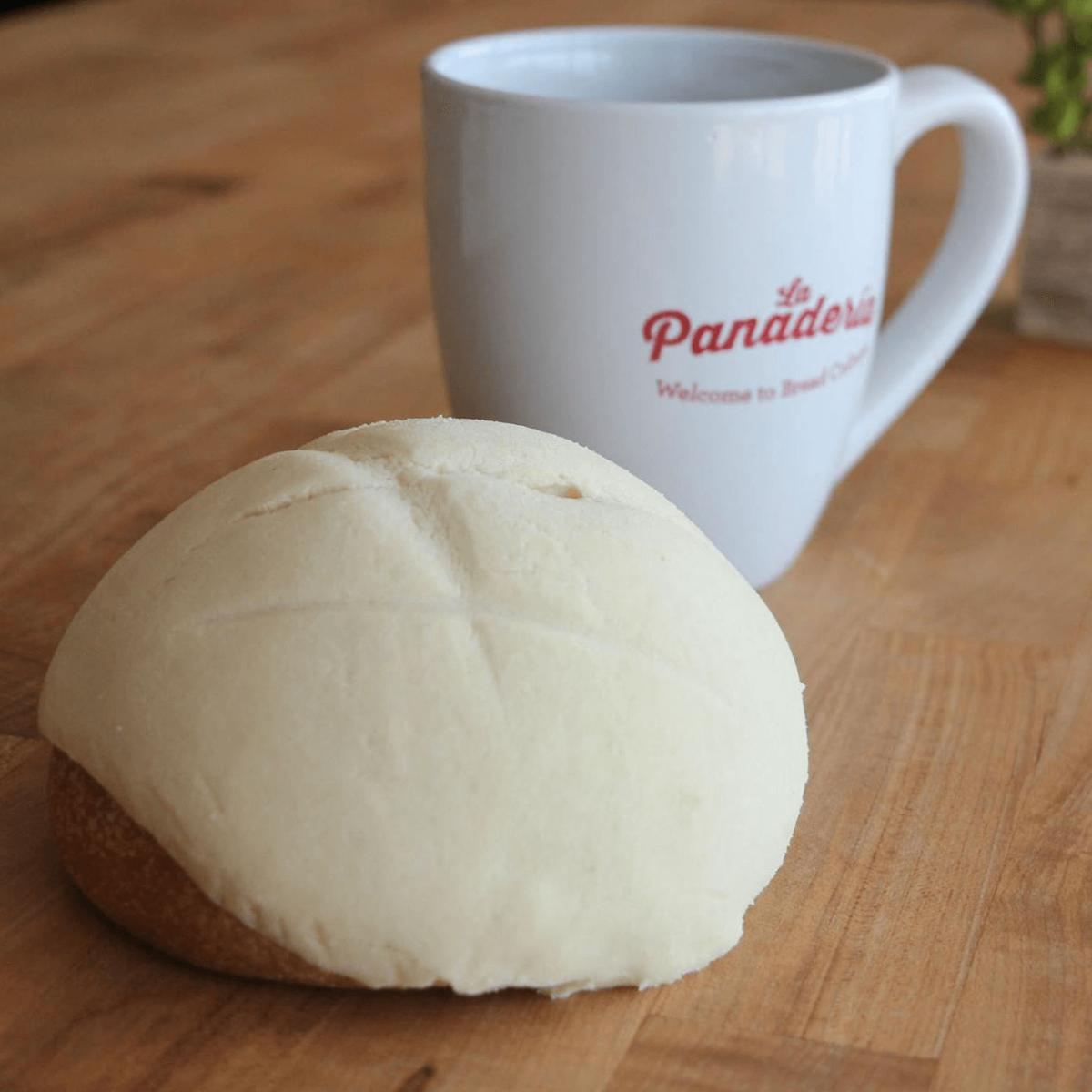 La Panaderia San Antonio pan dulce coffee