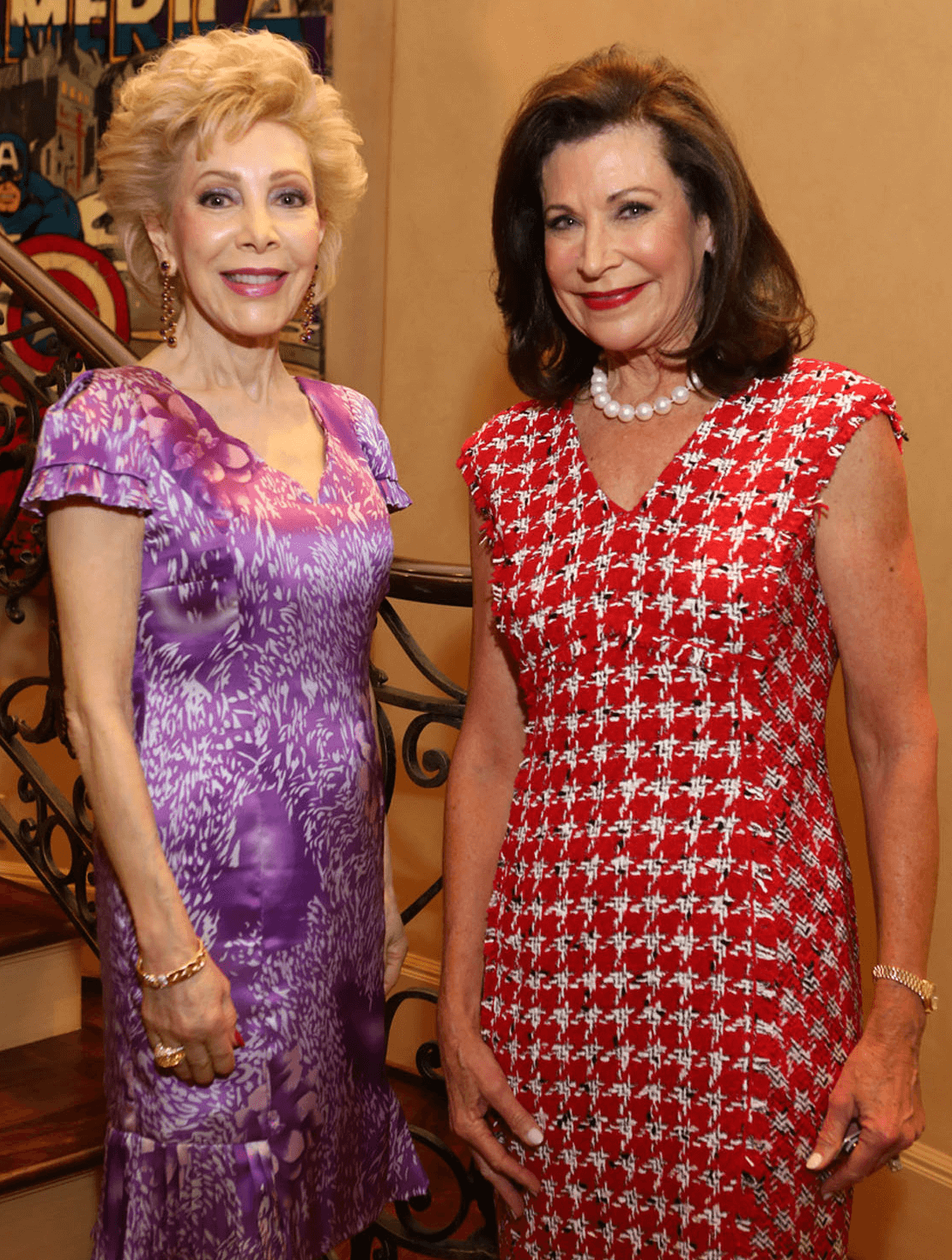Houston, Barbara Bush Literacy Foundation Guild Tea, Nov. 2016, Margaret Alkek Williams, Betty Hrncir