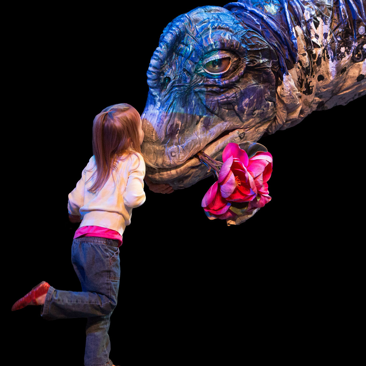Tobin Center presents Erth's Dinosaur Zoo Live