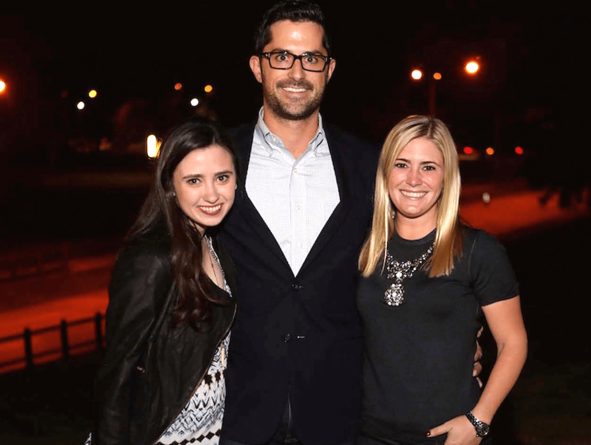 Houston, Urban Wild of Memorial Park Conservancy Bridge Bash, Nov. 2016, Emma Brown, George Johnston, Brittany Hildebrand