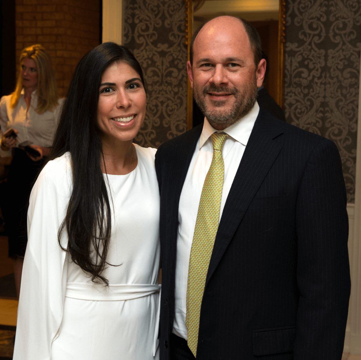 Houston, Legal Community's Harvest Celebration, Nov 2016, Sarah Cabello, Todd Frankfort
