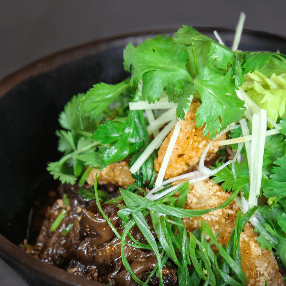 Old Thousand restaurant Szechuan cod