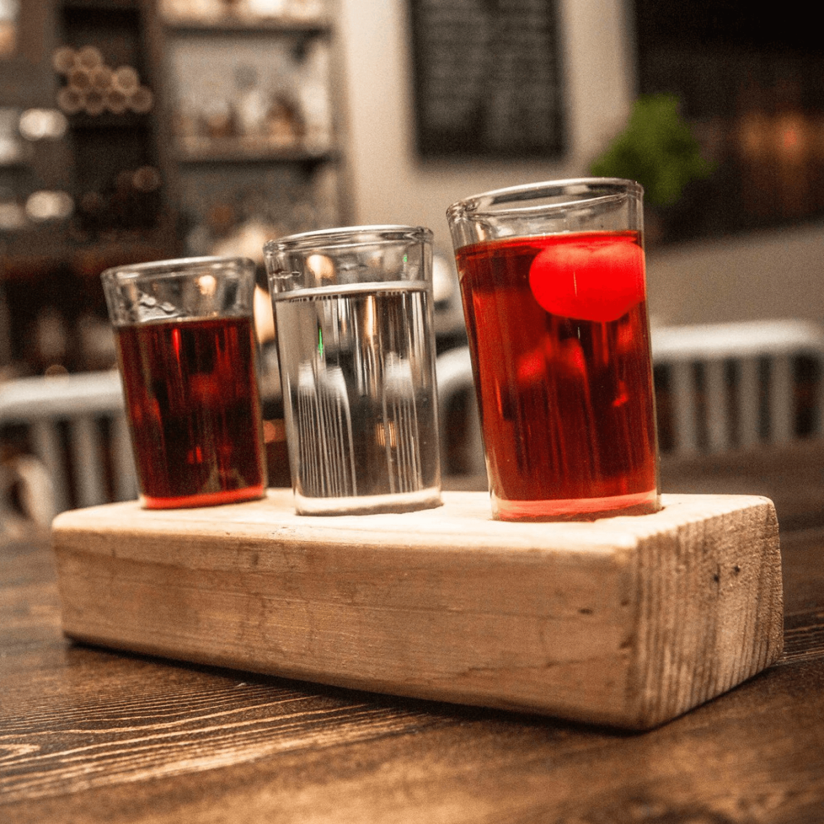 Moonshine flight