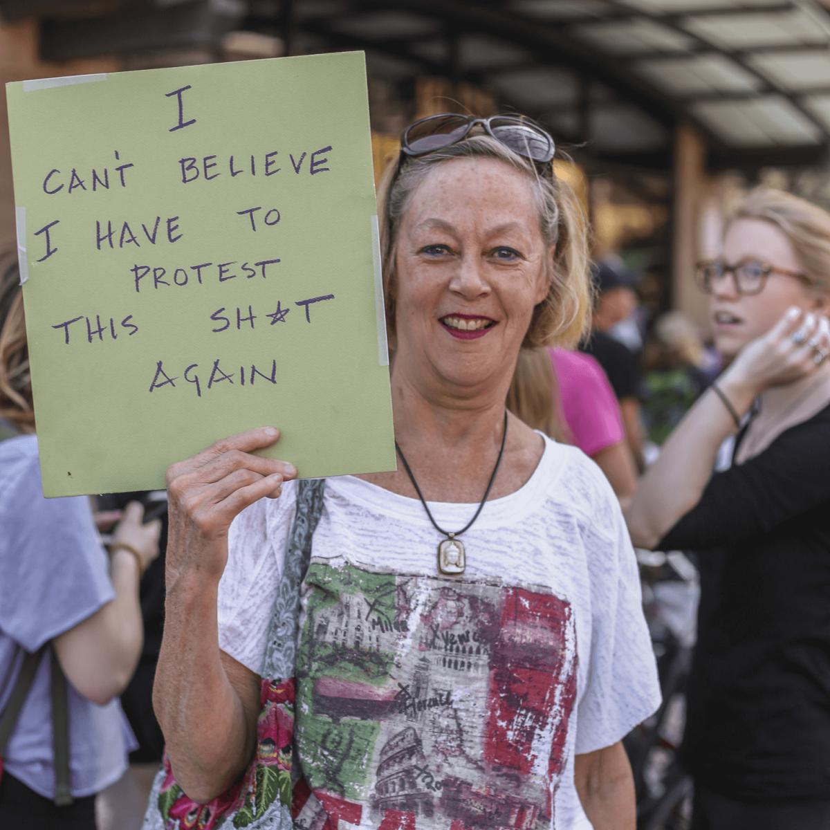 Women's March Austin Lauren