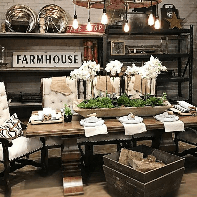 Urban Farmhouse Designs, Dallas Farmers Market