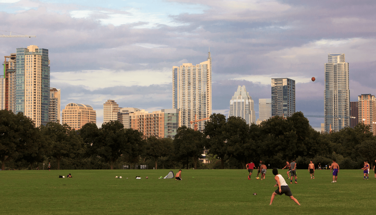 Austin population passes 2 million with no signs of slowing down