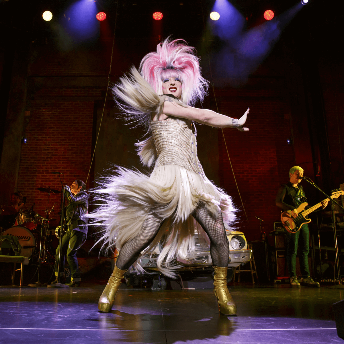 Euan Morton in national tour of Hedwig and the Angry Inch