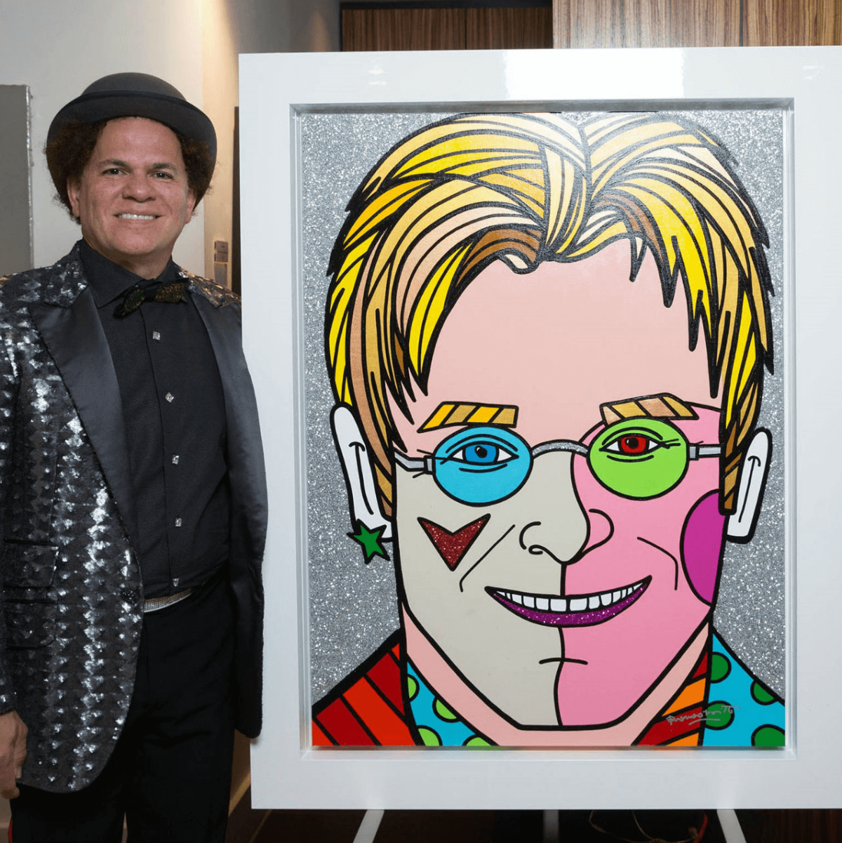 Russell Collection Fine Art Gallery presents Romero Britto