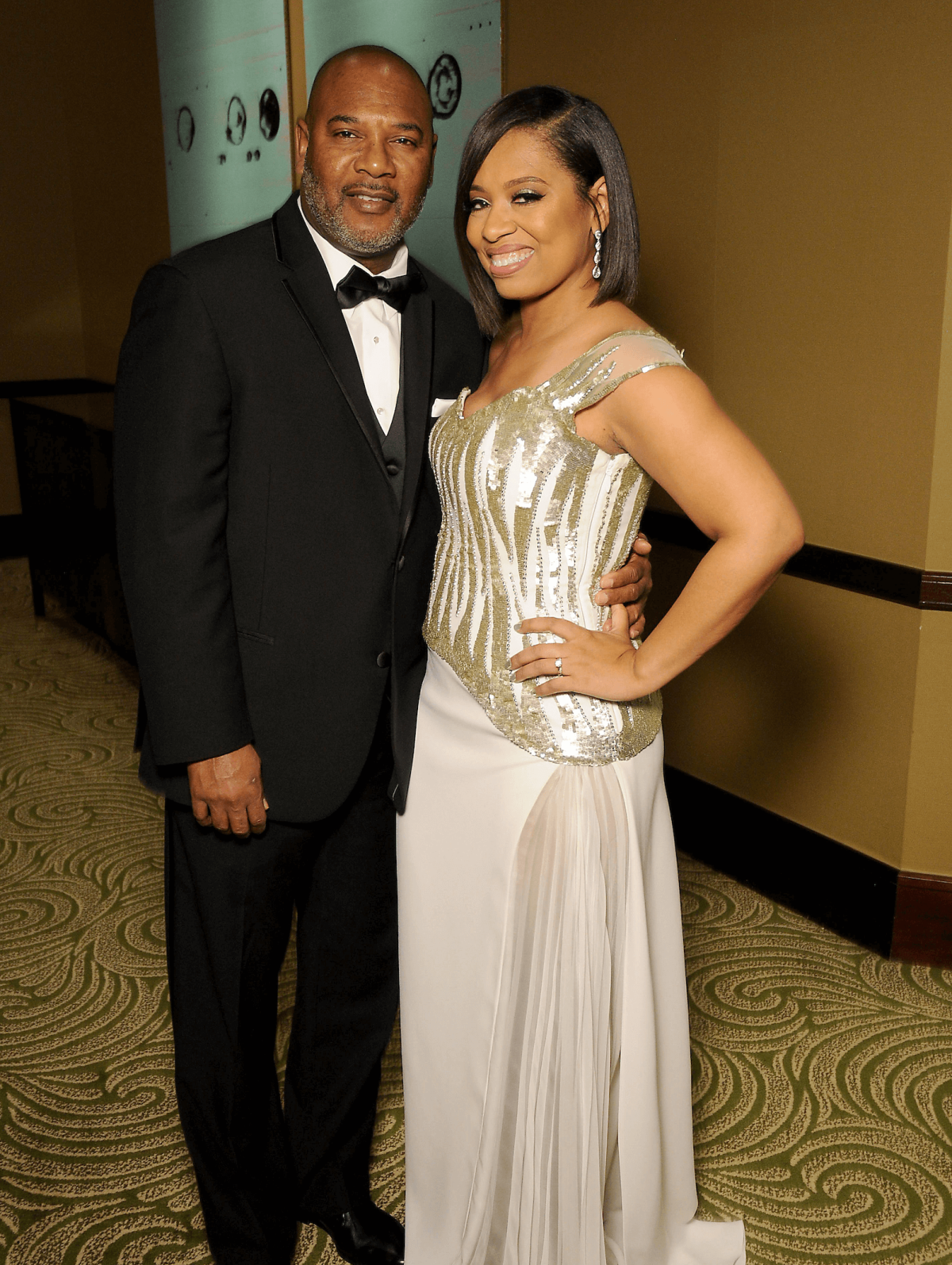 Houston, Winter Ball Women of Distinction, Feb 2017, Keith McWilliams, Shawntell McWilliams