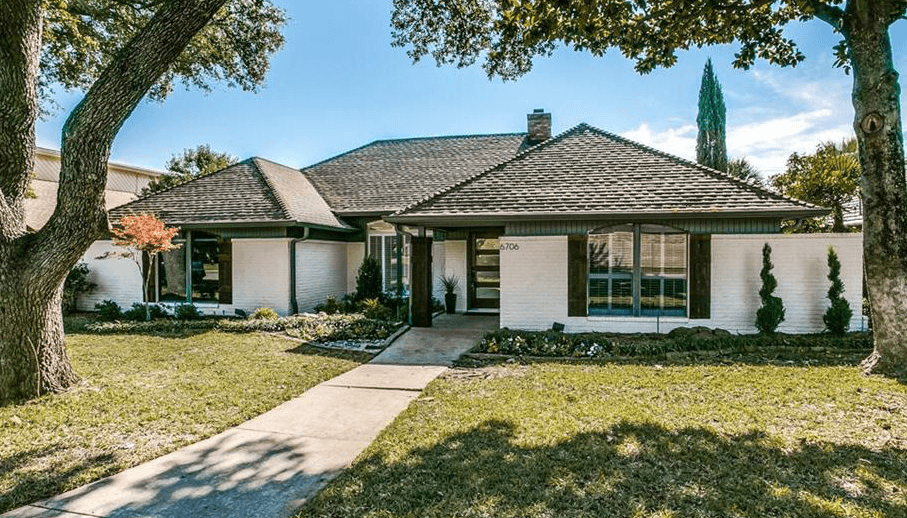 This Dallas neighborhood declared one of the most expensive in Texas