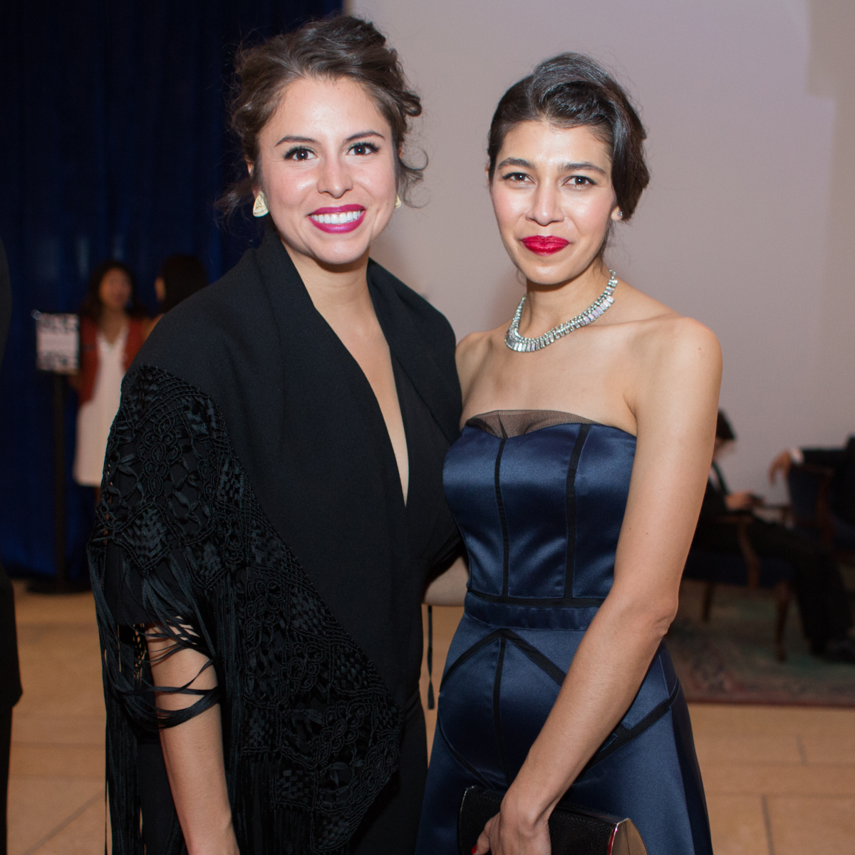 Blanton Museum of Art Gala 2017 Siboney Diaz-Sanchez Adriana Corral