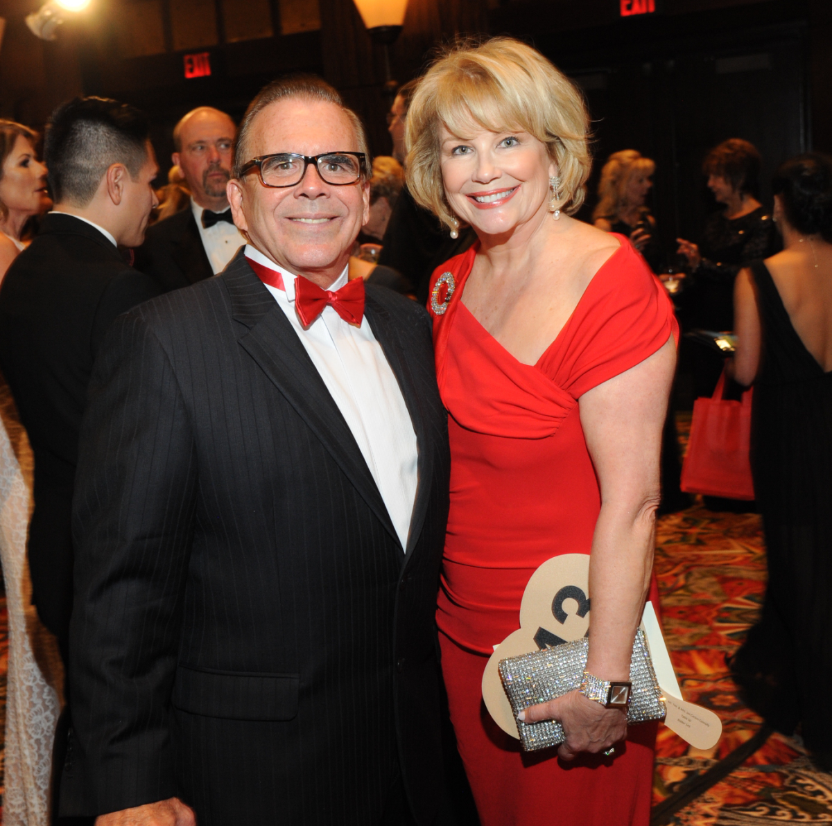 Houston, Heart Ball, Feb 2017, Tim Connolly, Jan Carson