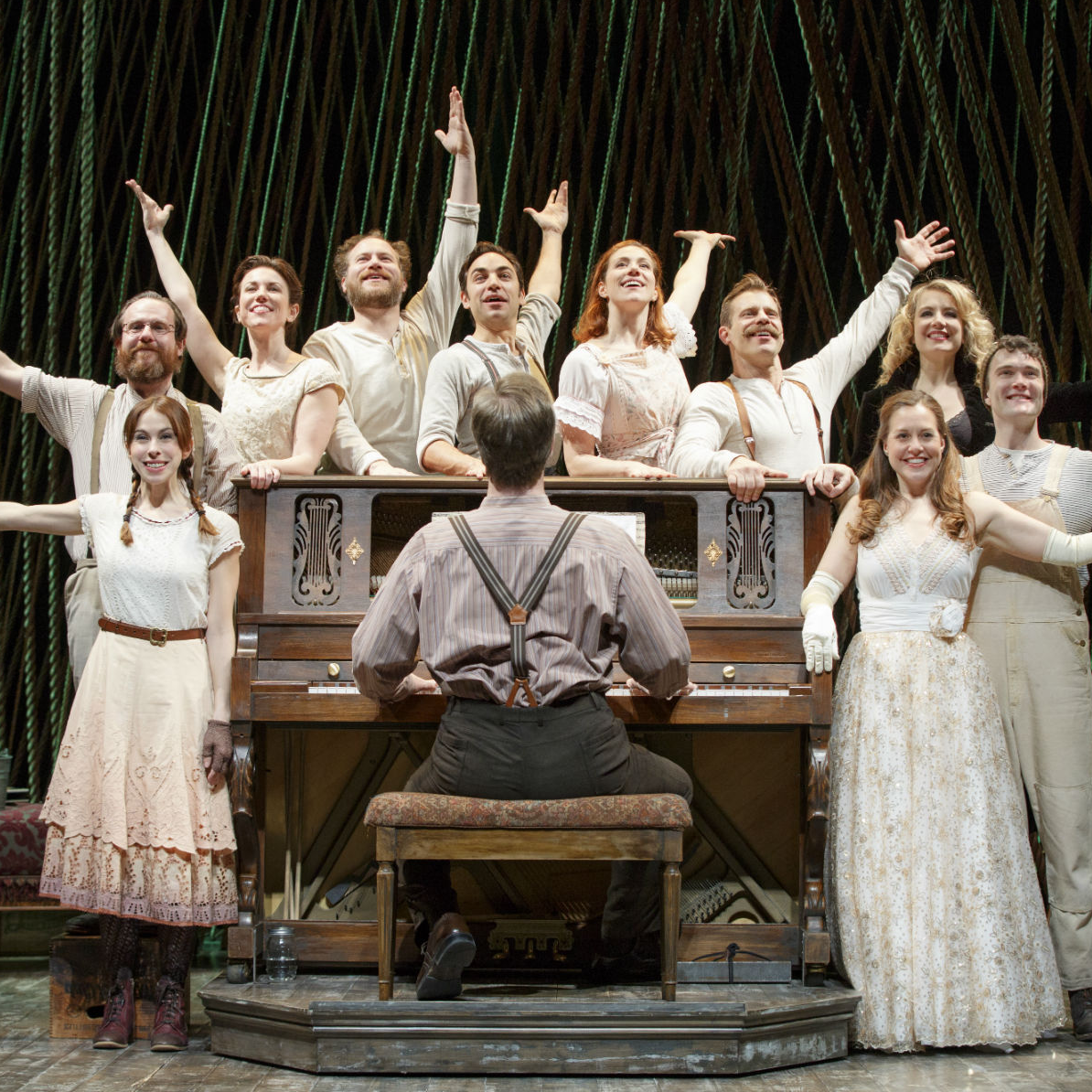 Tobin Center presents Into the Woods