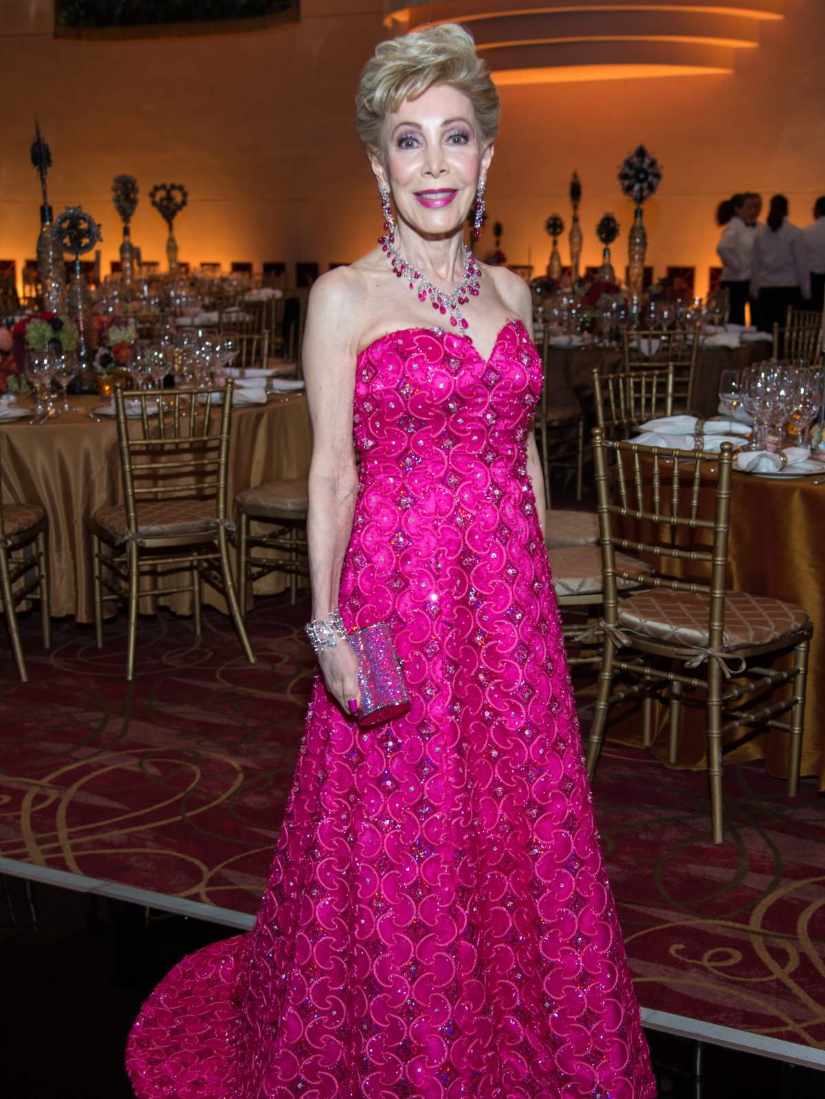 Houston, Ballet Ball gowns, Feb 2017, Margaret Alkek Williams, Ripetta