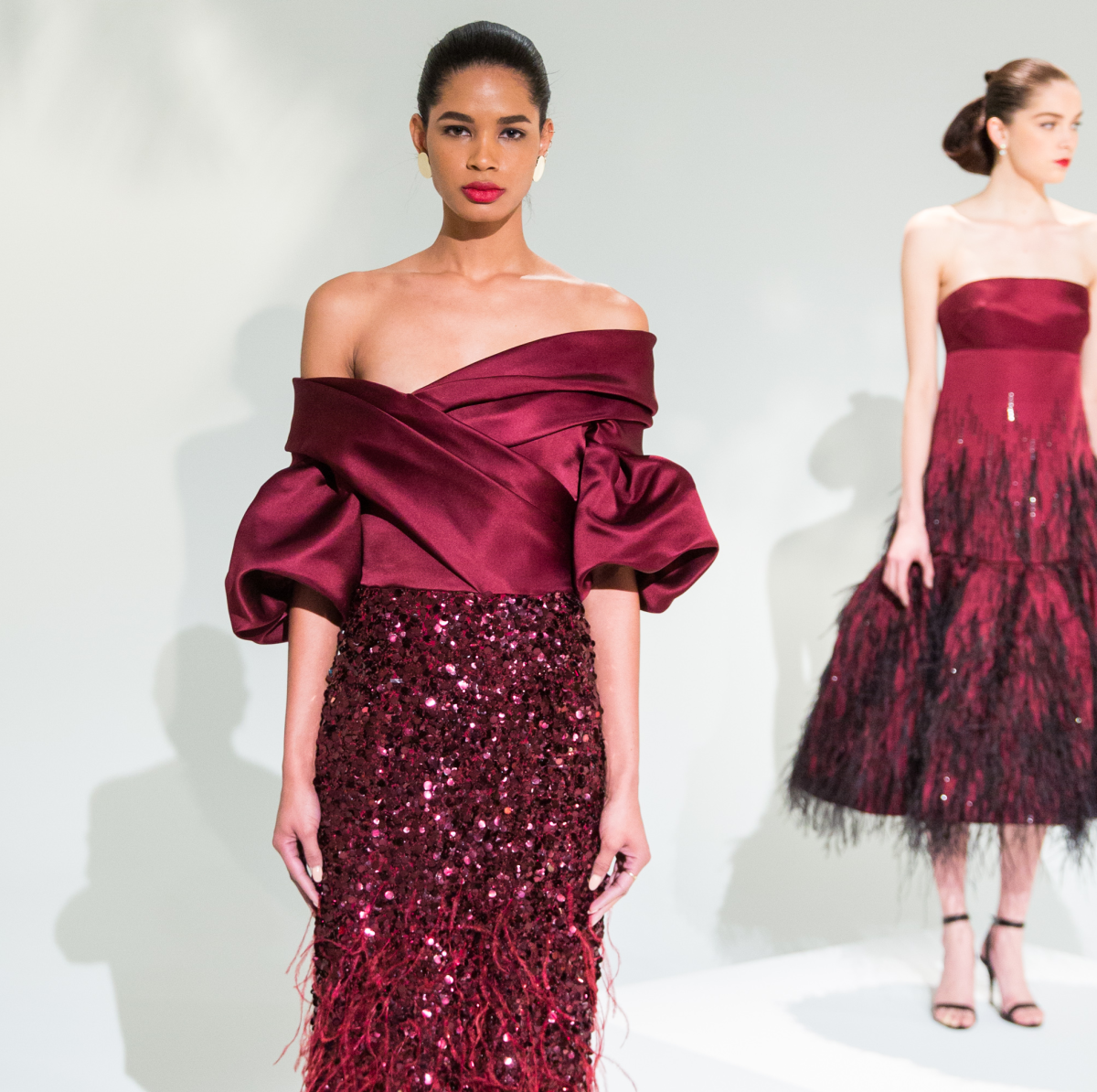 Elizabeth Kennedy fall 207 collection
